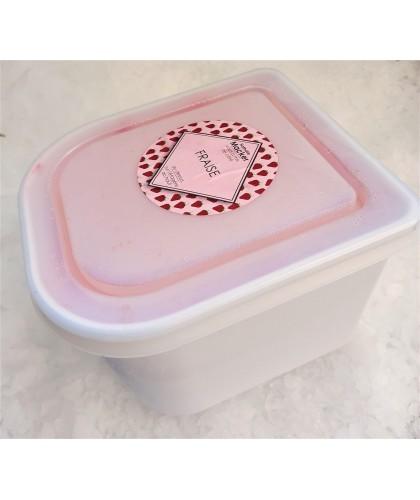 sorbet-maison-fraise-bac-glacier-2.5L